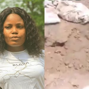 #JusticeForHinyUmoren: Watch video of the shallow grave Ini Umoren was buried Plus other victims grave.